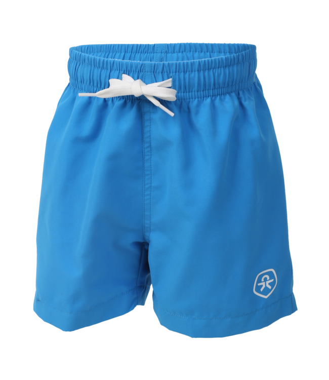 Color Kids Badeshorts Bungo blue astel