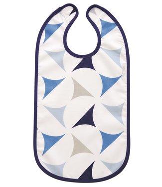 Zewi bébé-jou Esslatz plastifiziert navy sails