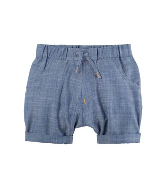 Pure Pure Baby Shorts jeans-blau