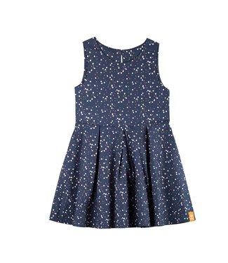 Pure Pure Mädchen Sommerkleid dark blue