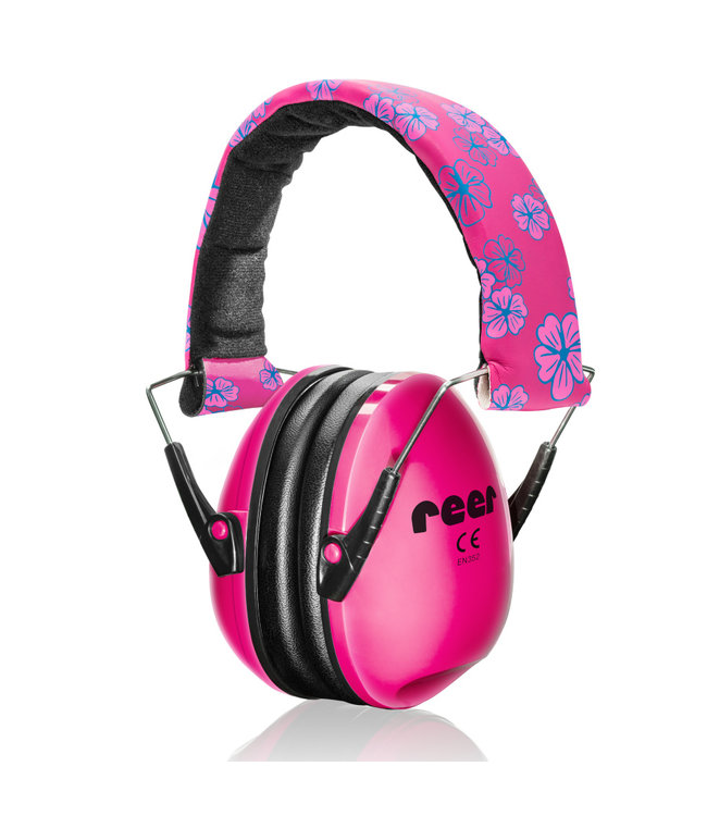 Reer Kinder Gehörschutz SilentGuard Kids pink