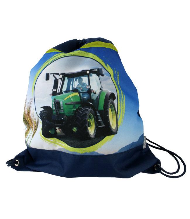 Funki Kindergarten-Turnsack Traktor