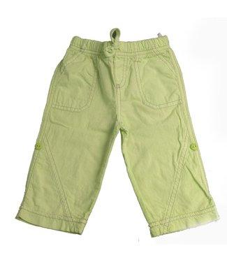 Keedo Roll Up Pants neon green