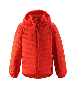 Reima Kinder Daunenjacke Falk orange