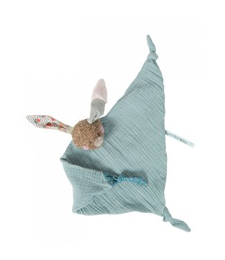 Moulin Roty Kuscheltuch Hase