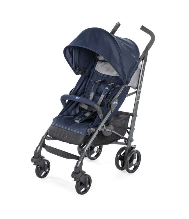 Chicco Buggy Liteway 3 india ink
