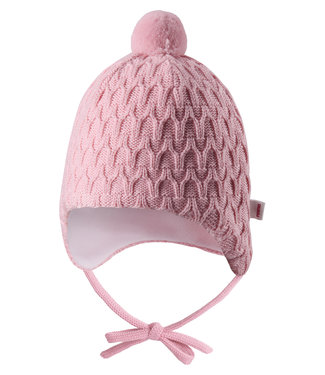 Reima Baby Wollmütze Unetus powder pink