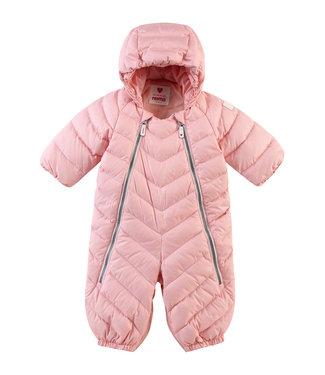 Reima Baby Overall/Schlafsack Virkaten powder pink