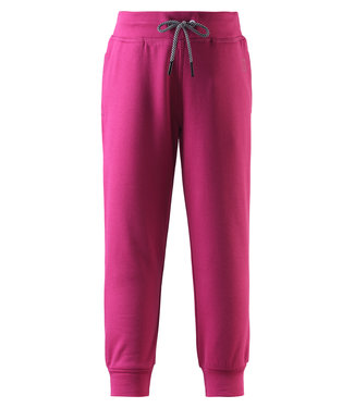 Reima Kinder Fleecehose Vove raspberry pink