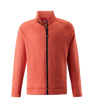 Reima Kinder Fleecejacke Lejr orange