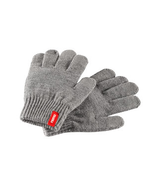 Reima Kinder Touch screen Handschuhe Rimo melange grey