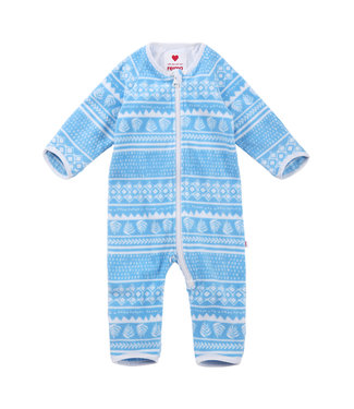 Reima Baby Fleeceoverall Laulu ice blue