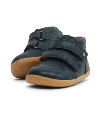 Bobux Babyschuh Step up Timber navy