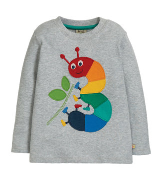 Frugi Kleinkinder Shirt Magic Number 3 Jahre