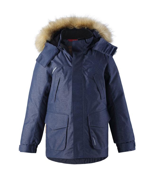 quality design d5236 78ebf tec+ Kinder Winterjacke Ugra navy