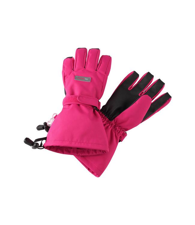 Reima tec+ Kinder Winter Handschuhe Kiito raspberry pink