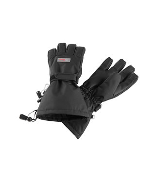 Reima tec+ Kinder Winter Handschuhe Kiito black
