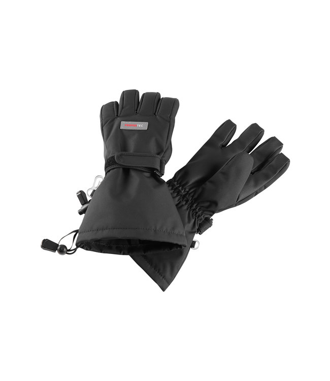 Reima tec+ Kinder Winter Handschuhe Kiito black