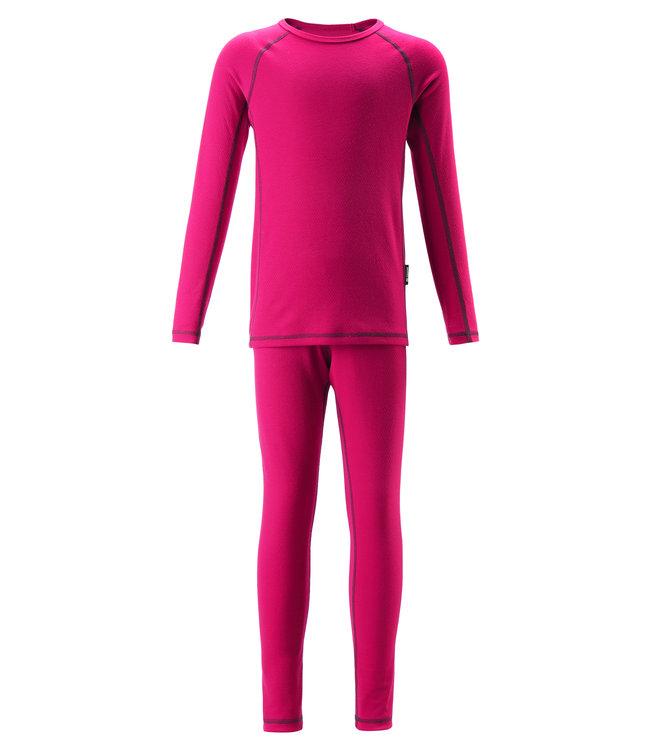 Reima Unterwäsche Set Lani raspberry pink