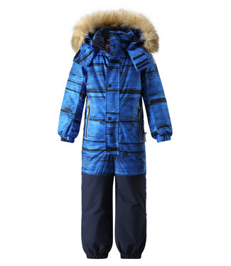 Reima -tec Kinder Schneeanzug Kipina blue