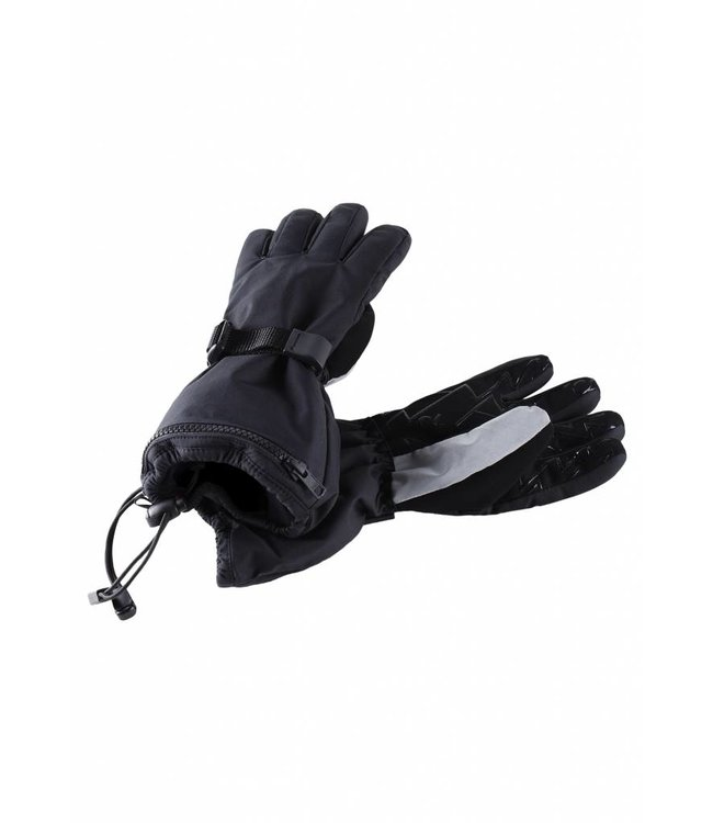 Reima tec Kinder Winter Handschuhe Viggu black