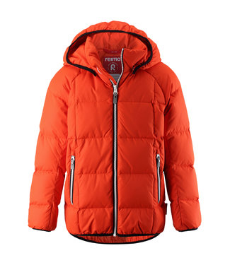 Reima Kinder Daunenjacke Jord orange
