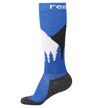Reima Kinder Socken Ski Day brave blue