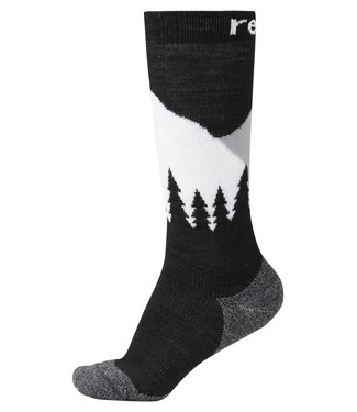 Reima Kinder Socken Ski Day black