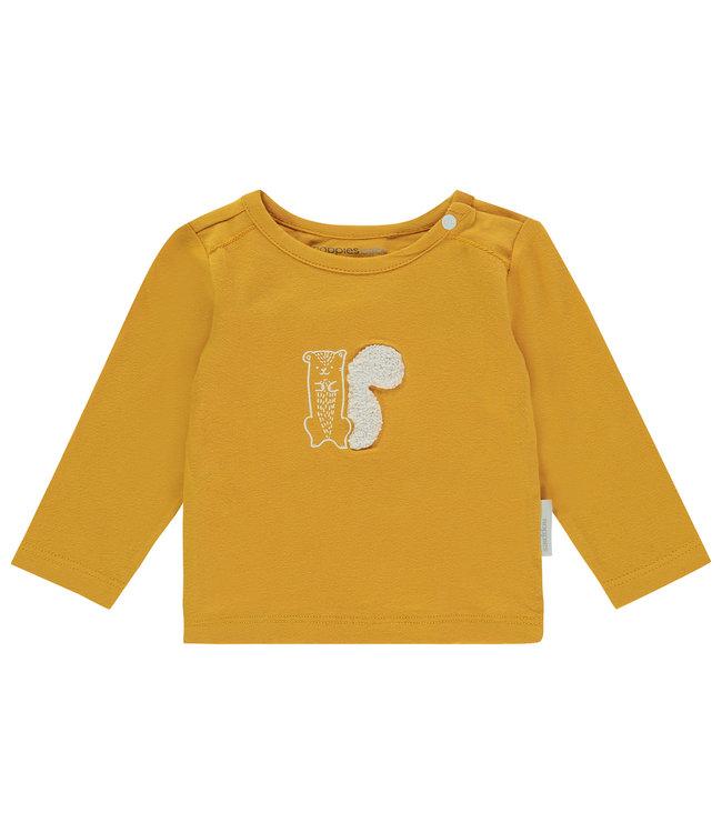 Noppies Baby Langarmshirt Quibor mineral yellow