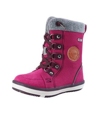 Reima -tec Winterstiefel Freddo cranberry pink