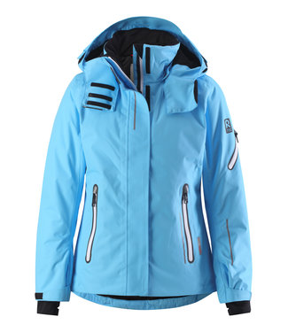 Reima tec Mädchen Skijacke Frost icy blue