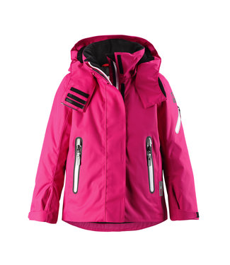 Reima tec Kinder Skijacke Roxana raspberry pink