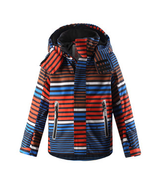 Reima tec Kinder Skijacke Regor orange B