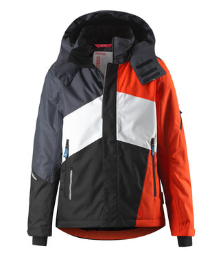 Reima tec Kinder Skijacke Laks orange