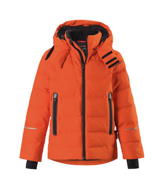Reima tec+ Kinder Winterjacke Wakeup orange