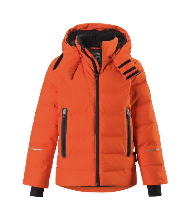 Reima tec+ Kinder Winterjacke Wakeup orange