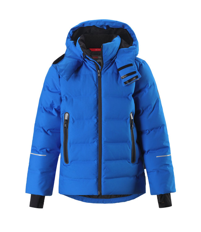 Reima tec+ Kinder Winterjacke Wakeup brave blue