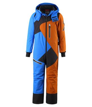 Reima tec Kinder Skioverall Snofonn brave blue