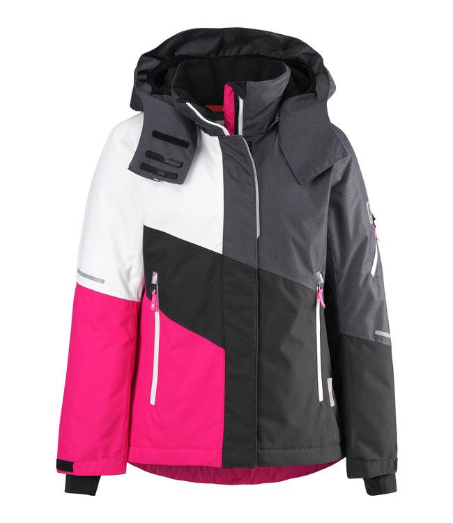 Reima tec Kinder Skijacke Seal raspberry pink