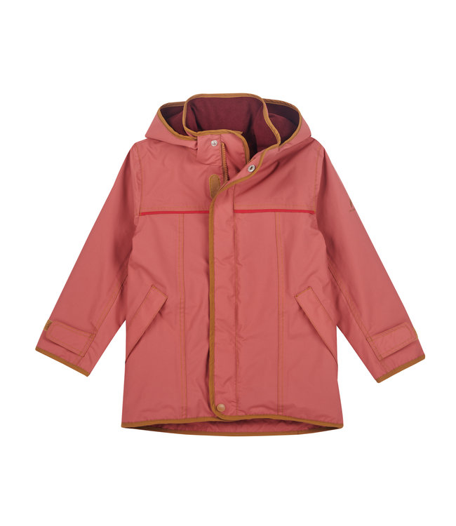 Finkid JOIKU Outdoor Parka rose/cinnamon