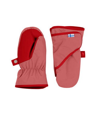 Finkid Kinder Handschuh Lapanen rose/red