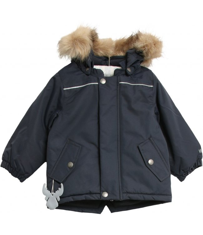 Wheat Kleinkinder Winterjacke Elton navy
