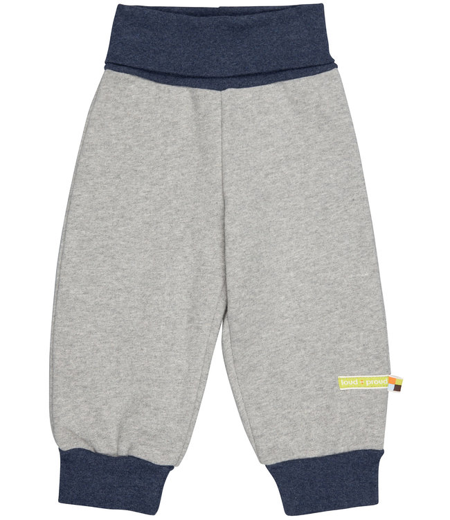 Loud and Proud Hose uni grey