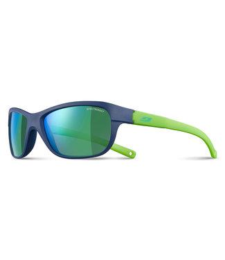Julbo Kindersonnenbrille Player L blau matt/grün