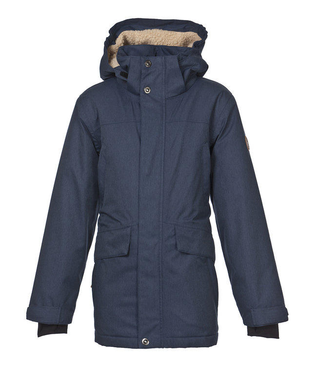 Rukka Kinder Winterjacke Joscha total eclipse