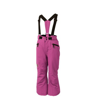 Color Kids Skihose Sanglo super pink
