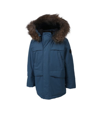 Color Kids Jungen Winterjacke Sultan stellar
