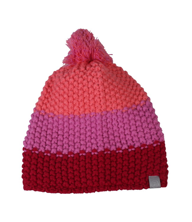 Color Kids Kinder Wintermütze Dokka super pink