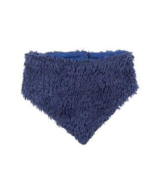 Pure Pure Baby Halstuch Plüsch nautic blue
