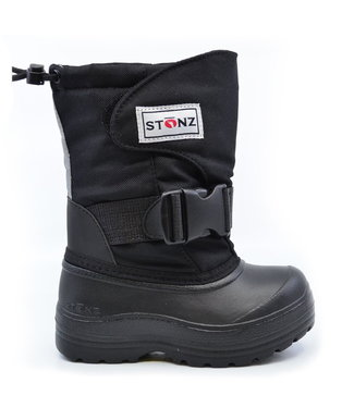 Stonz Winter Stiefel Trek Heather black